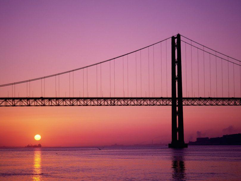 Pont 25 Avril - Lisbonne