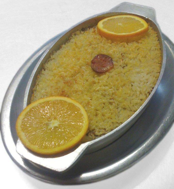 Riz au Canard - Dom Feijao - Restaurant Lisbonne