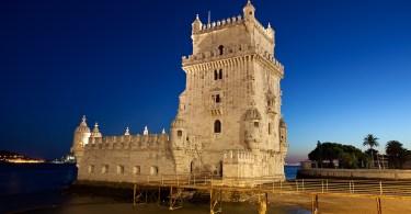 Tour de Belem - Monument symbole de Lisbonne
