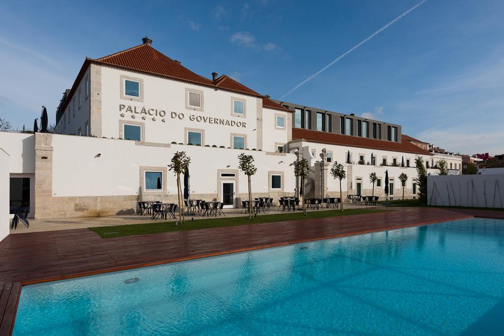 top 10 des hotels avec piscine lisbonne