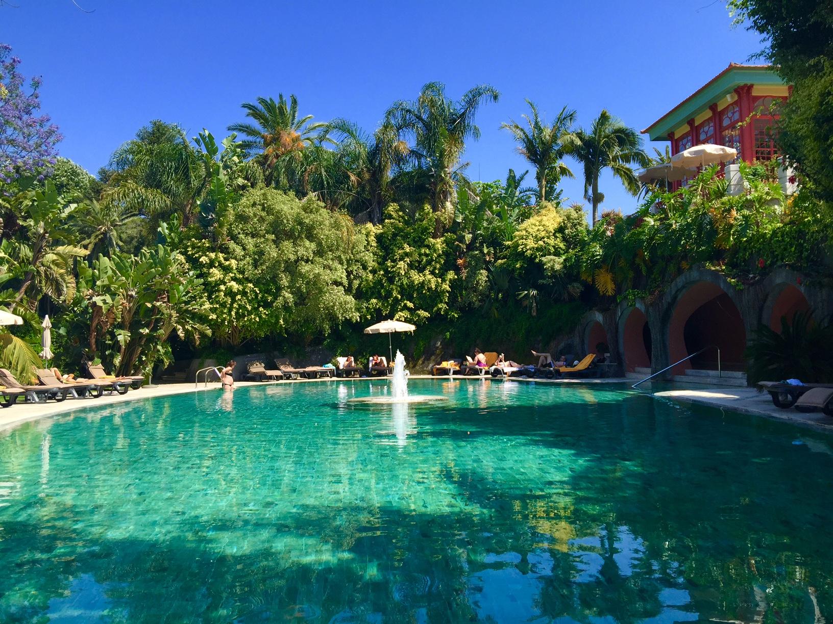 Top 10 des hotels avec piscine  Lisbonne  WeekEnd et