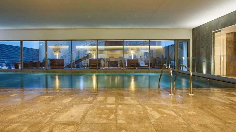 Piscine intérieure Portobay Liberdade - Hotel 5 étoiles - Lisbonne