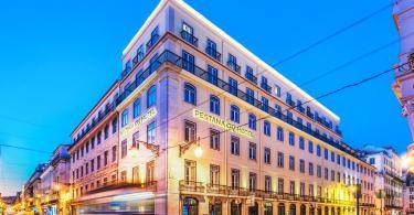 Hotel Pestana CR7 Lisbonne - Hotel Cristiano Ronaldo - Lisbonne