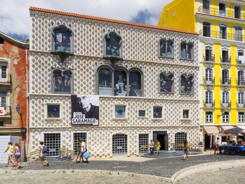 Casa dos Bicos - Lisbonne - Fondation Jose Saramago