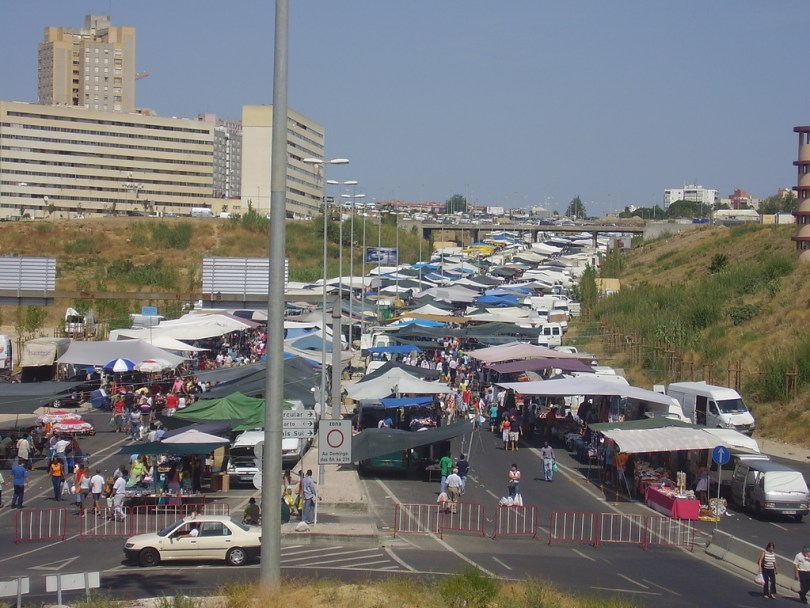 Feira do Relogio Lisboa - Marche Populaire Lisbonne