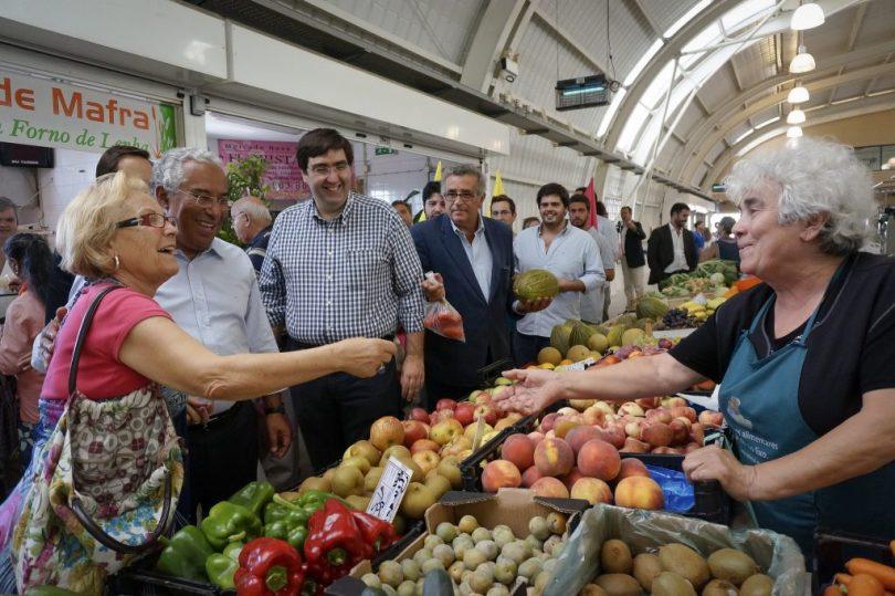 Mercado da Ajuda - Boa Hora - Marche couvert - Lisbonne