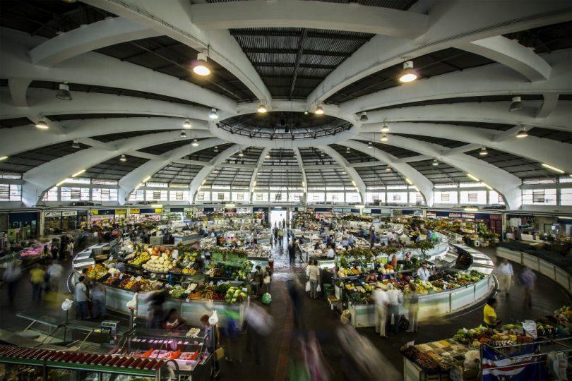 Mercado de Benfica - Marche couvert Lisbonne