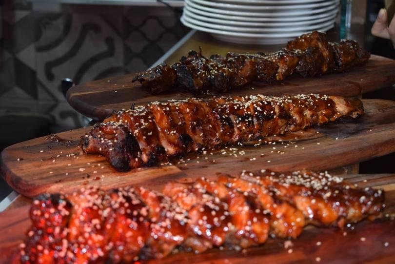 Plat de viande grilee - The Club Steakhouse - Restaurant viande - Lisbonne