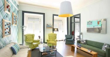 Goodmorning Hostel - Salon - Auberge de jeunesse Lisbonne