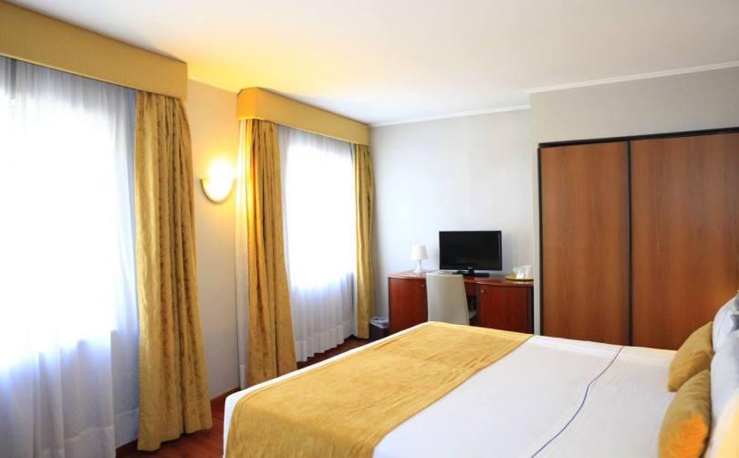 Hotel 3K Madrid - Chambre Double - Lisbonne