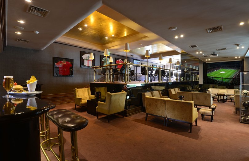 Hotel Real Parque - Real Sports Bar - Lisbonne