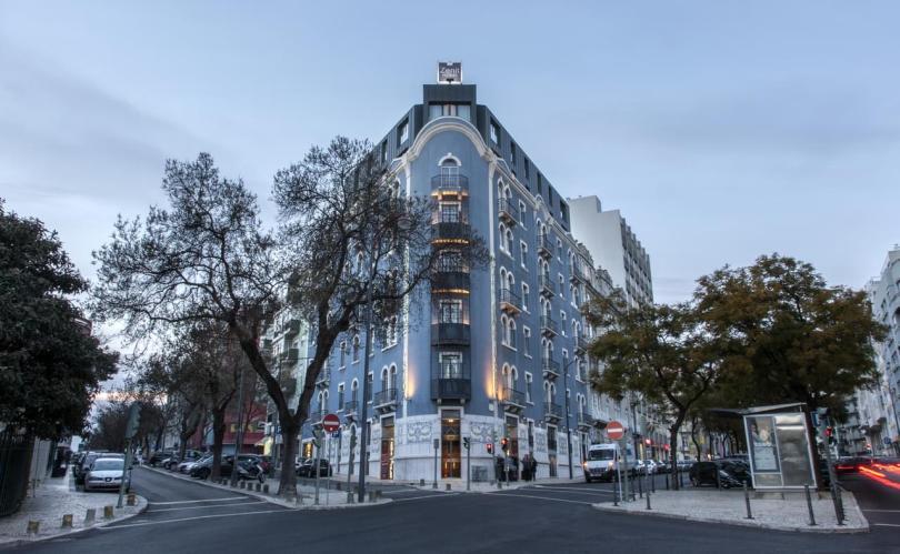 Hotel Zenit Lisboa - Facade - Lisbonne