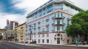 Jupiter Lisboa Hotel - Facade - Lisbonne