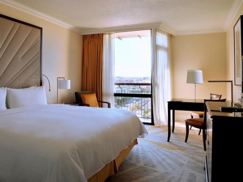 Marriott Lisbon Hotel - Chambre Double Superieure - Lisbonne