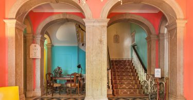 The Independente Hostel and Suites - Entree - Auberge de jeunesse Lisbonne
