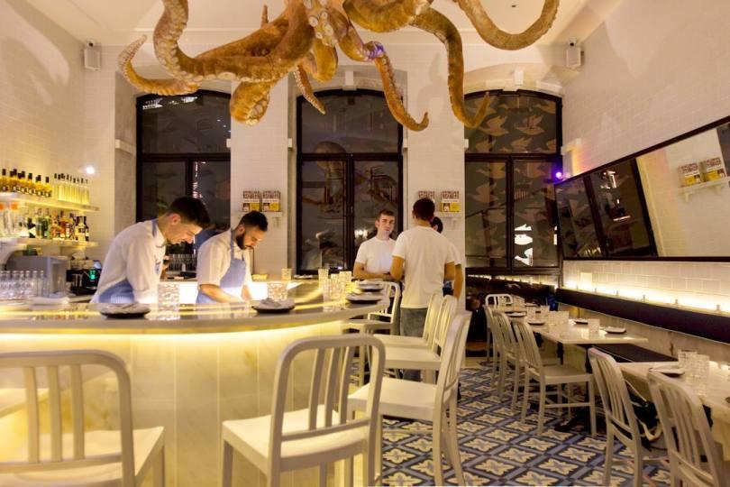 A Cevicharia - Restaurant tendance et mode - Lisbonne
