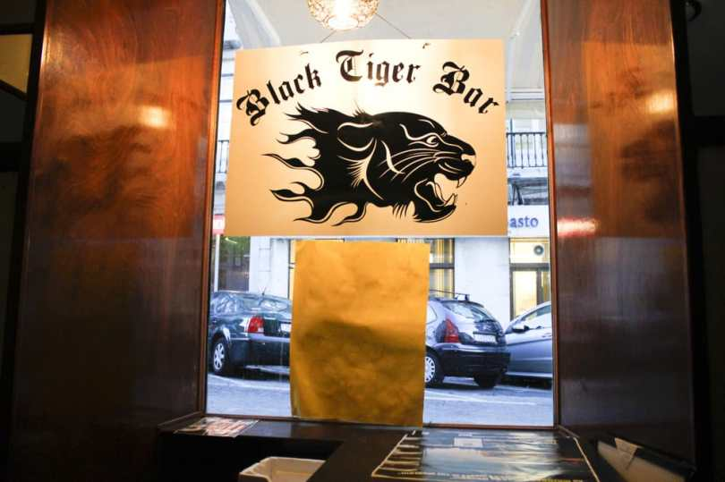 Black Tiger Bar - Lisbonne