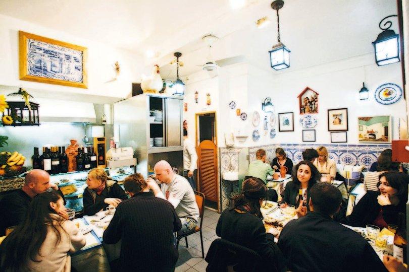 Cantinho do Bem Estar - Restaurant - Bistrot - Traditionnel - Lisbonne