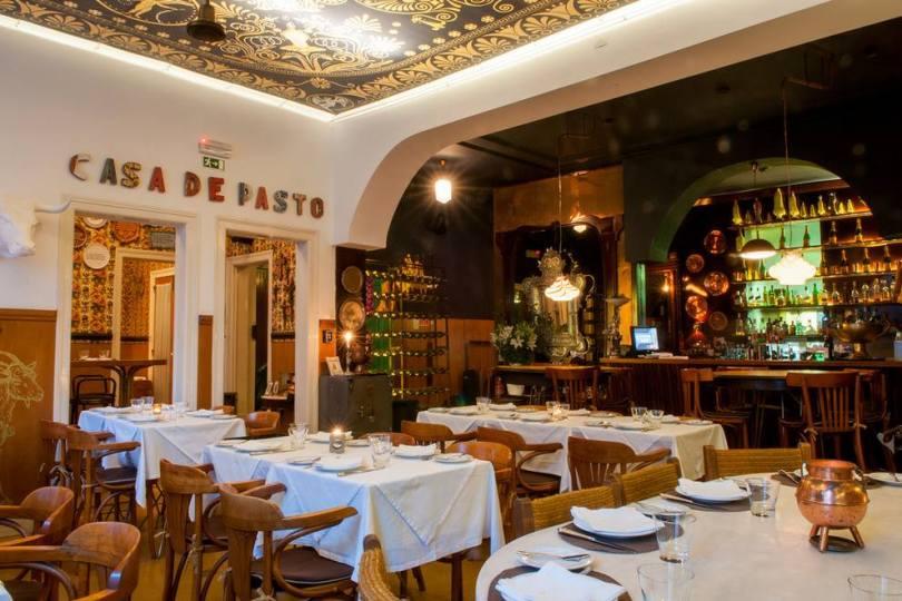 Casa de Pasto - Restaurant Lisbonne