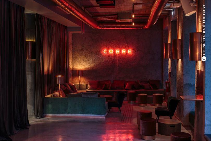 Cobre Bar - Lisbonne - Bar Cais do Sodre