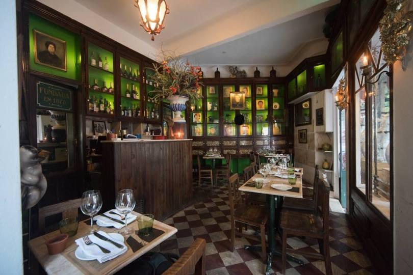 Dona Quiteria - Restaurant Lisbonne - Bon et pas cher