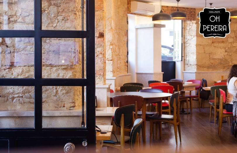 Oh Pereira - Bar Restaurant - Biere pas chere - Lisbonne