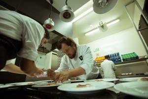Restaurant Feitoria - 1 etoile Michelin Lisbonne - chef Joao Rodrigues