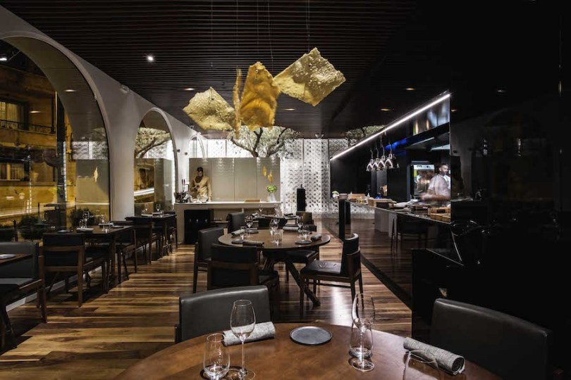 Restaurant Loco - 1 etoile Michelin - Lisbonne