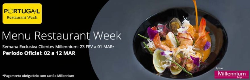 Restaurant Week 2017 - La Fourchette - Lisbonne