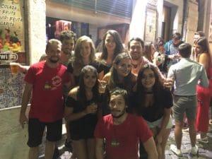 Tournee des bars - Lisbonne