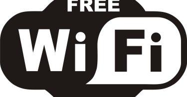 logo free wi-fi - wi-fi gratuit