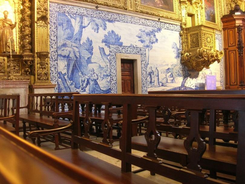 Couvent de Madre de Deus - Musee Azulejo - Lisbonne