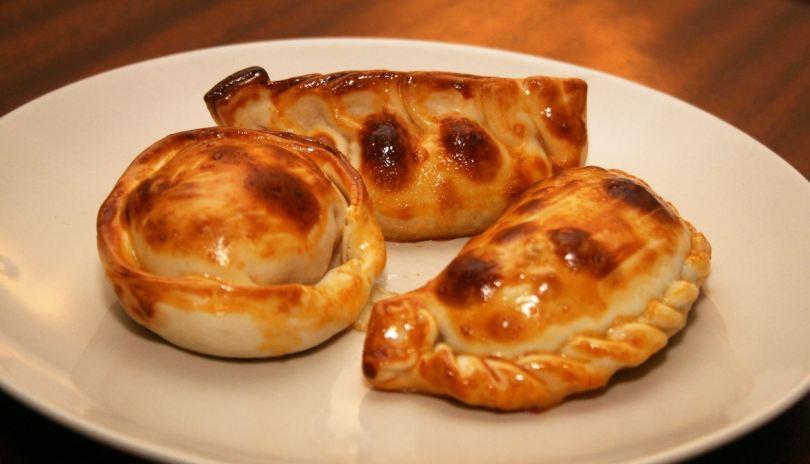 Empanadas argentines de La Argentina - Patisserie Lisbonne