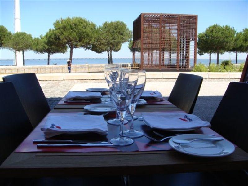 rilla - restaurant argentin - parque das nacoes - Lisbonne