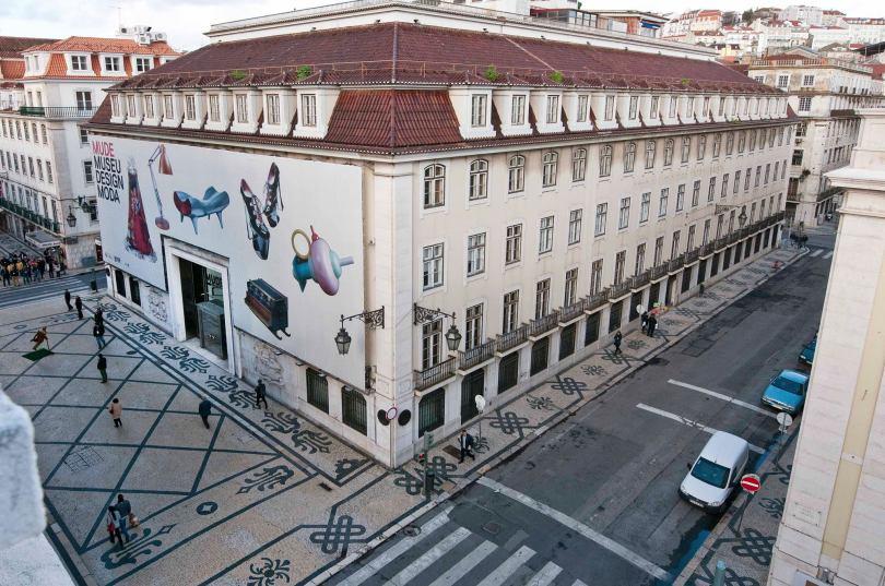 MUDE - Musee du Design et de la Mode - Lisbonne
