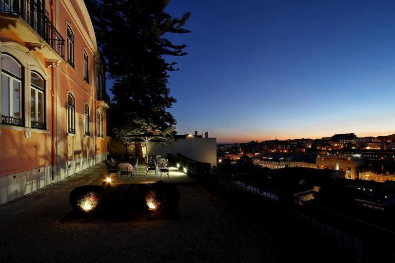 Bar la nuit du Torel Palace - Hotel Lisbonne