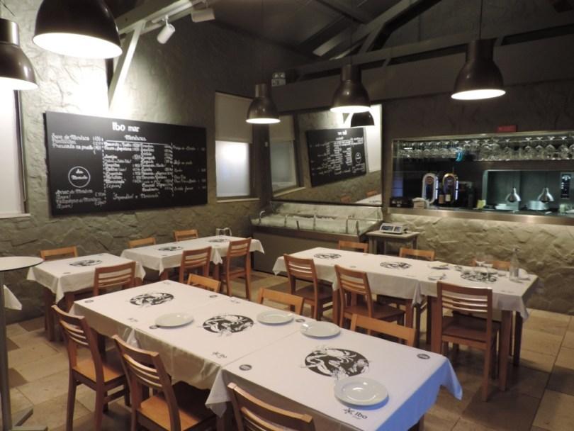Restaurant Ibo Marisqueira - Poissons et Crustaces - Lisbonne