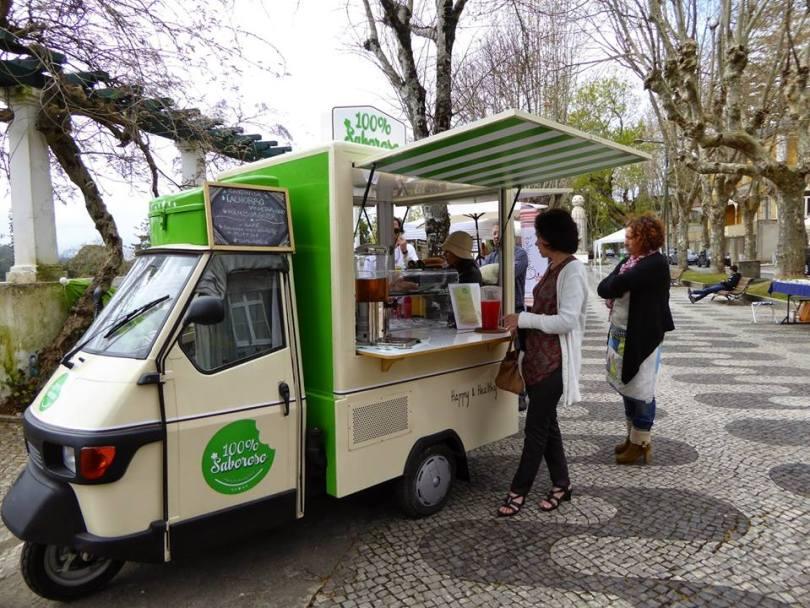 100porcentoSaboroso - Foodtruck vegetarien - Streefood - Lisbonne