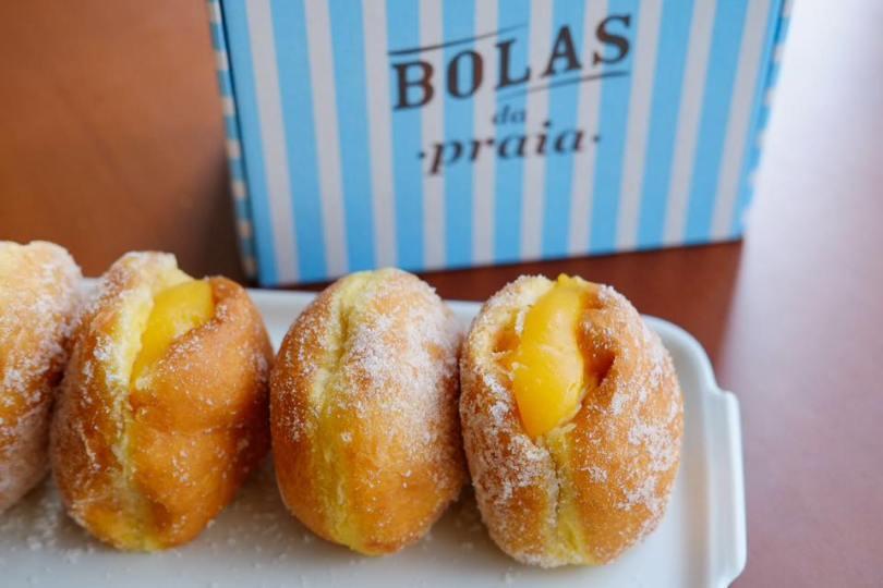 Bolas da Praia - Beignets de plage - Street food - Food truck - Lisbonne