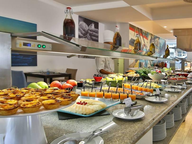 Brunch Restaurant Dom Alimado - Jupiter Lisboa Hotel - Lisbonne