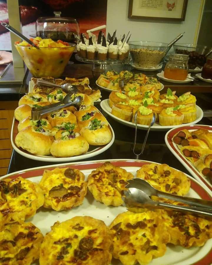 Brunch buffet a volonte - O Padeiro - Lisbonne