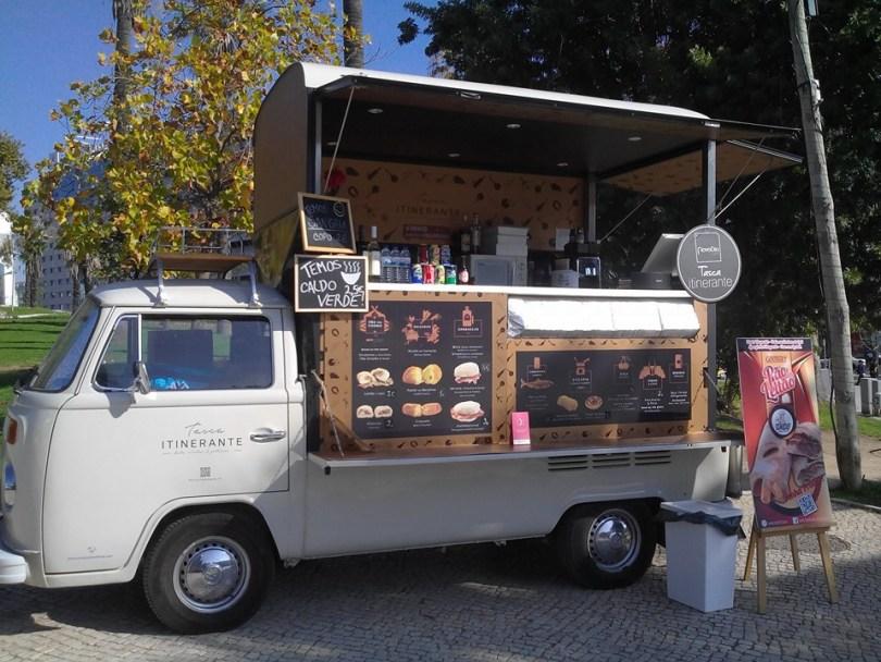 Tasca Itinerante - Foodtruck specialites portugaises - Street Food - Lisbonne