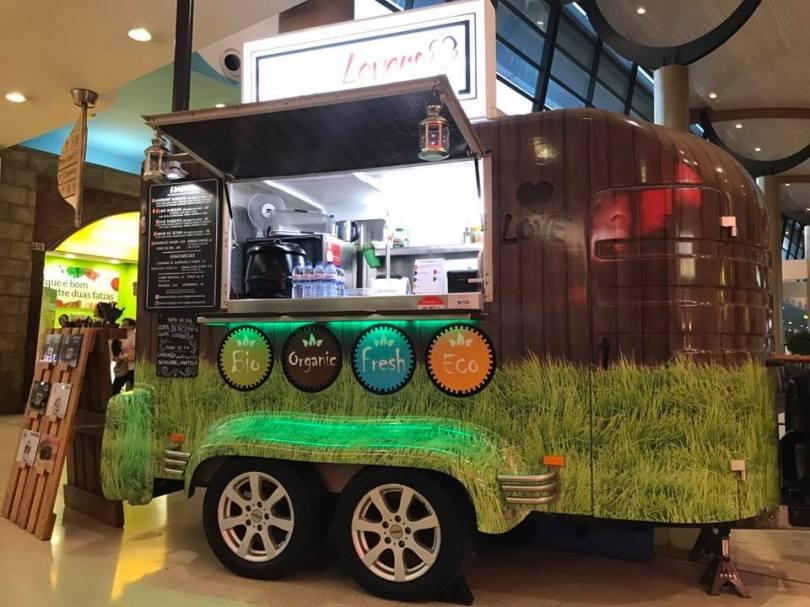 Veggie Lovers Truck - Foodtruck vegan - Street Food - Lisbonne