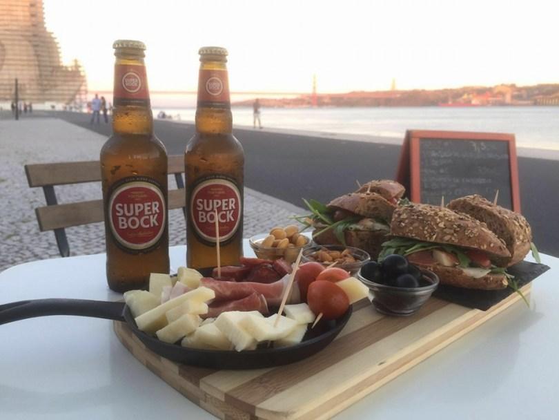 tapas portugaises - mister tapas - food truck - street food - lisbonne