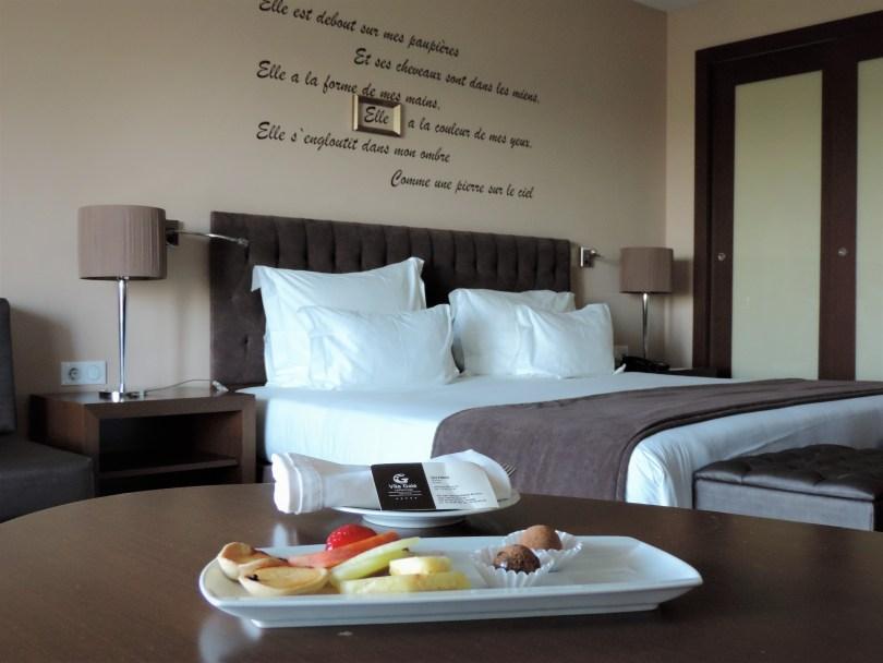 Chambre Standard - Hotel Vila Gale Palacio dos Arcos - 5 etoiles Paco de Arcos - Lisbonne