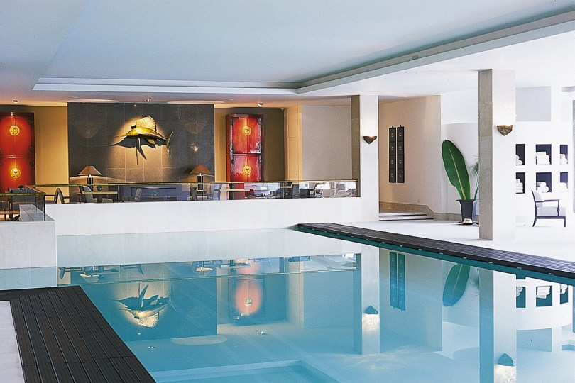 Piscine Interieure - Hotel Ritz Four Seasons - Lisbonne