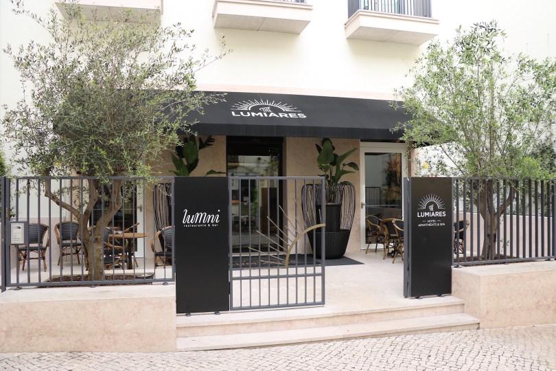 Entree Hotel The Lumiares - 5 etoiles - Bairro Alto - Lisbonne
