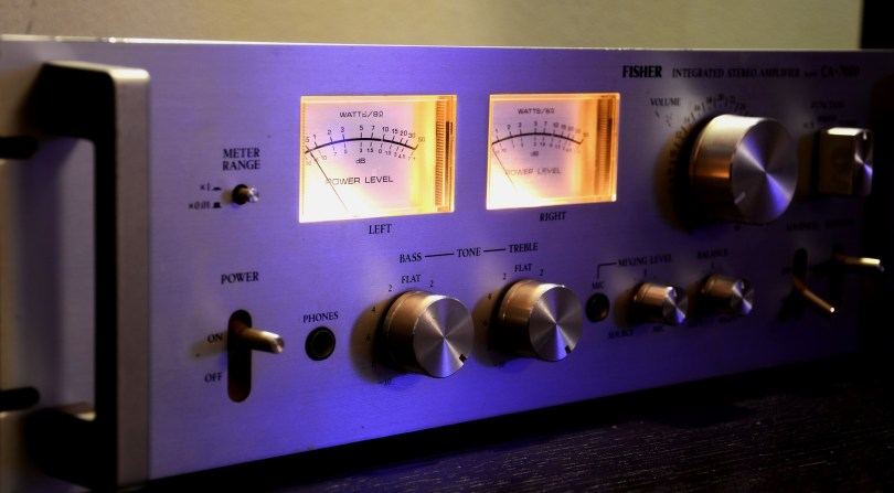 amplificateur stereo