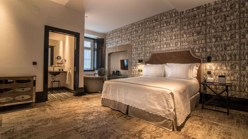 Chambre du Almalusa - Hotel 4 etoiles - Lisbonne