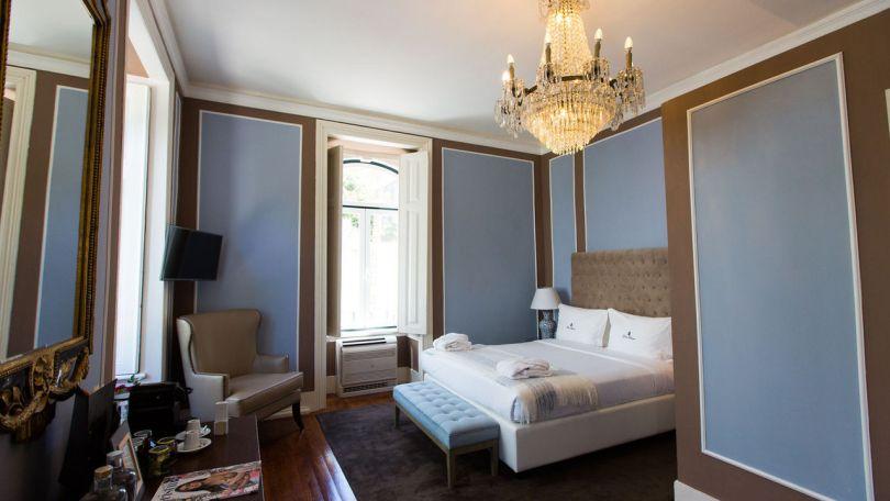 Chambre standard - Torel Palace - Boutique hotel 5 etoiles - Lisbonne